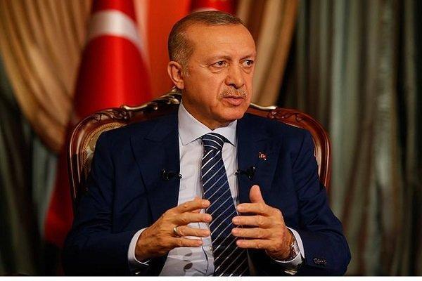 اردوغان: مُرسی به مرگ طبیعی نمرده، بلکه کشته شده است