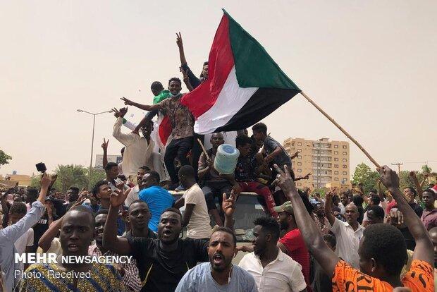 آماده مذاکره با مخالفان سودانی هستیم