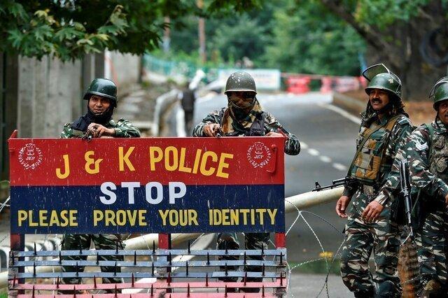 پاکستان مساله کشمیر را به دیوان بین المللی دادگستری ارجاع داد