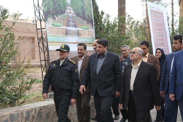 افزایش 48 درصدی ورود مسافران نوروزی به استان کرمان