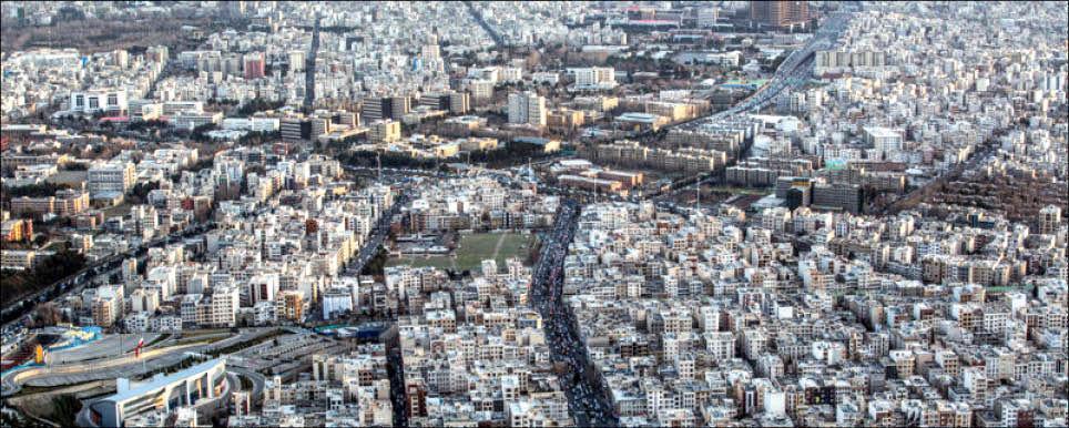 متوسط عوارض ساخت در 22 منطقه پایتخت چقدر است؟