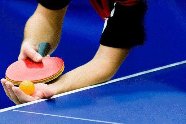 پینگ پنگ بازان اعزامی به مسابقات هوپس آسیا معرفی شدند