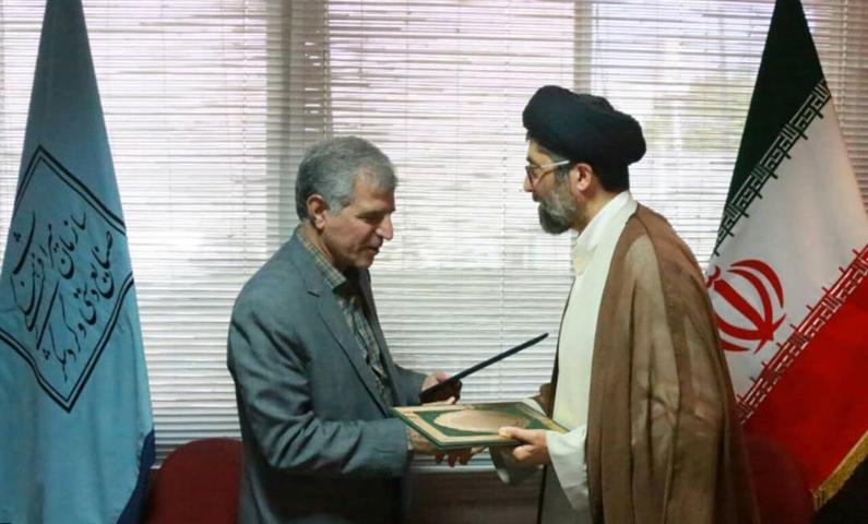 میراث فرهنگی خراسان رضوی و مرکز اسناد آستان قدس رضوی تفاهم نامه همکاری امضا کردند
