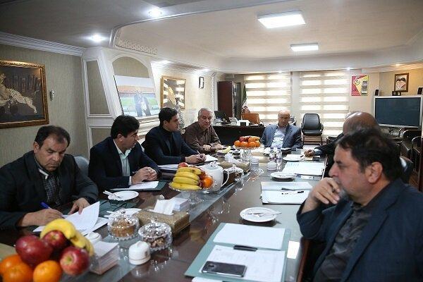 نشست هیات رئیسه فدراسیون فوتبال برگزار گردید