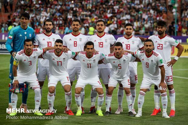 اسامی بازیکنان تیم ملی فوتبال ایران اعلام شد