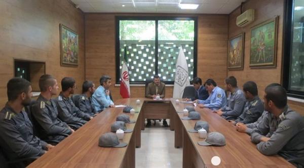 گارگاه آموزشی ویژه یگان حفاظت میراث فرهنگی خراسان رضوی برگزار گردید