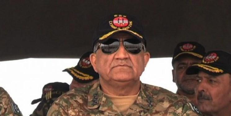 تمدید مأموریت فرمانده ارتش پاکستان تا 3 سال دیگر