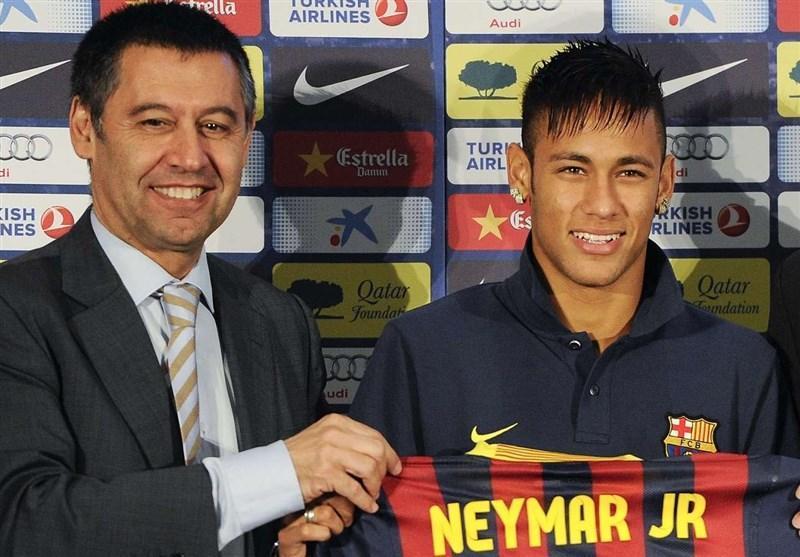 بارتومئو: بارسلونا در ژانویه به سراغ نیمار نمی رود، رختکن تیم اجازه دخالت در جابجایی را ندارد