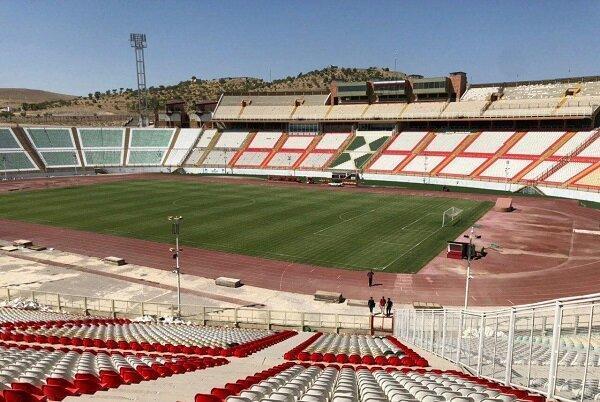 استادیوم یادگار امام تبریز برای دیدار تراکتور با پرسپولیس آماده شد