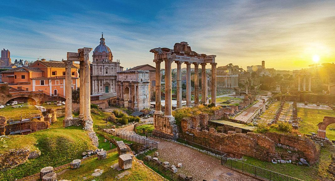 جاذبه های گردشگری رم ، پایتخت گردشگری جهان - قسمت اول