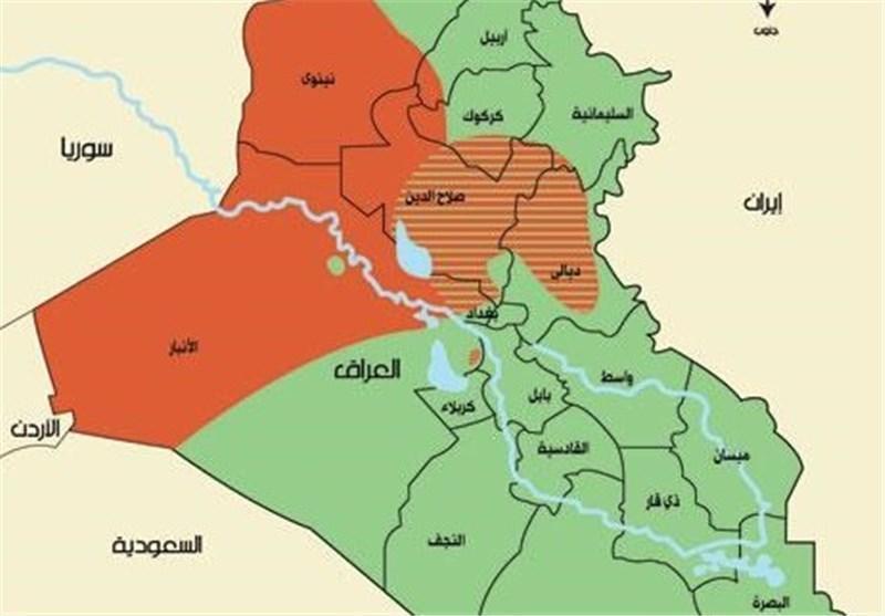 عراق، هشدار ائتلاف مالکی درباره بازگشایی گذرگاه مرزی با عربستان، 35 تروریست داعشی دستگیر شدند