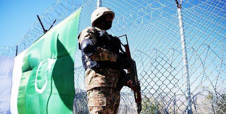 حصارکشی 30 کیلومتر از مرز مشترک پاکستان و ایران