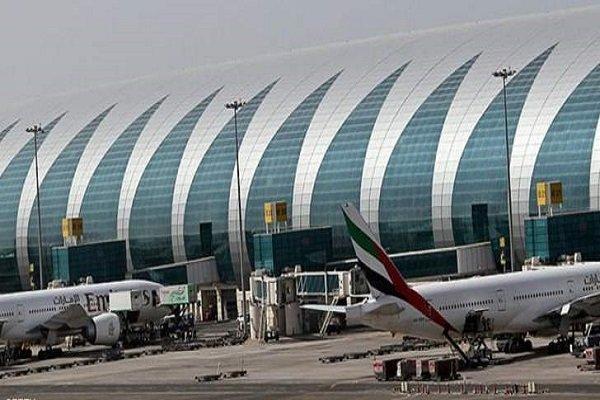وقوع اختلال در پروازهای فرودگاه دبی امارات