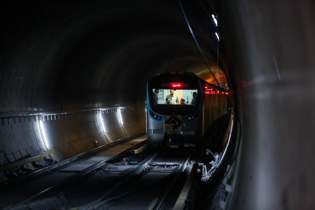 واگذاری بخشی از عملیات اجرایی سازه جانبی و معماری خط 3 قطارشهری به قرارگاه خاتم الانبیا