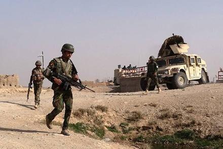 11 کشته و زخمی در درگیری نیروهای دولتی افغانستان با طالبان