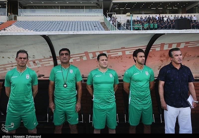 قاسمپور: مجیدی به مربیان ایرانی توهین کرده است، چطور او را به عنوان سرمربی تیم امید انتخاب کردند؟