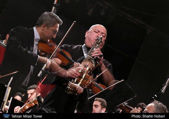 ارکستر فیلارمونیک لرستان برای نخستین بار به روی صحنه می رود