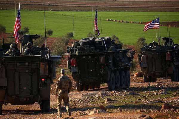 نظامیان آمریکایی پایگاه خود در منبج را هم تخلیه کردند