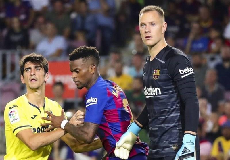 تمدید قرارداد 2 بازیکن در دستور کار بارسلونا