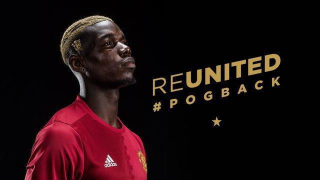 پوگبا: یونایتد بهترین مکان برای من است