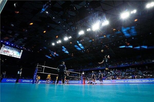 ناظر فدراسیون جهانی والیبال به تهران سفر می نماید
