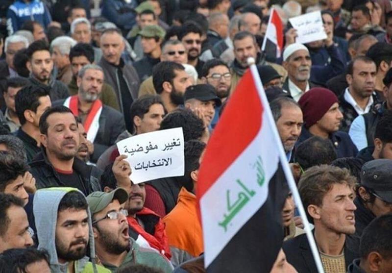 گزارش، اعتراضات دو ماهه عراق؛ آتش رو به خاموشی