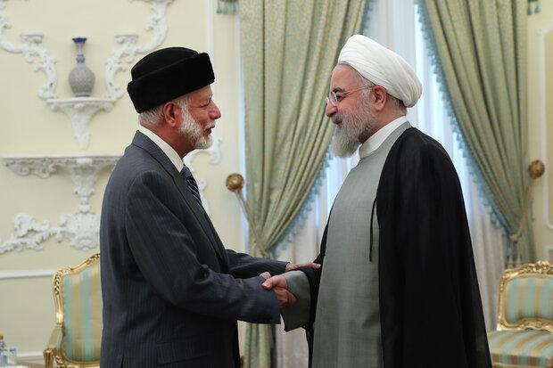 سفر بن علوی به ایران درباره طرح صلح هرمز، یمن و مصاحبه با آمریکا