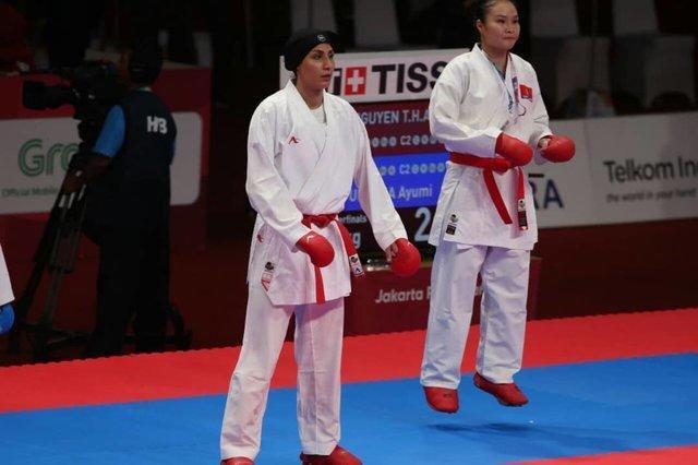 3 کاراته کای ایران در جمع برترین های رنکینگ المپیک 2020