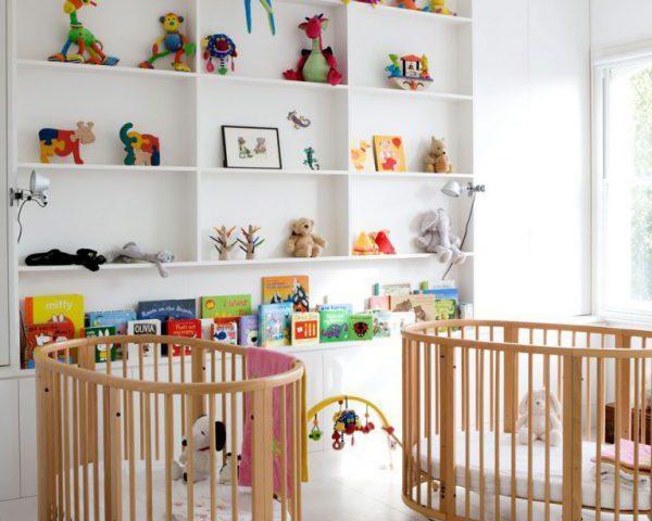 ایده های خلاقانه در طراحی اتاق کودک