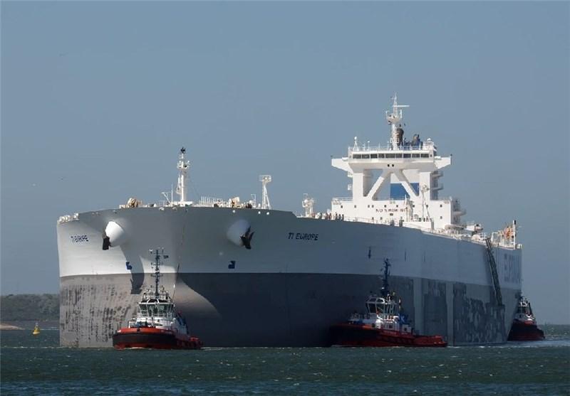 صادرات نفت ایران به اروپا 400 هزار بشکه در روز شد