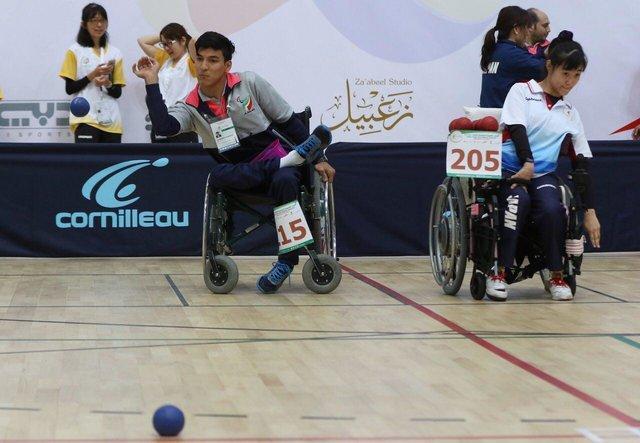 نتایج تیم بوچیا در سومین دوره بازیهای پاراآسیایی جوانان