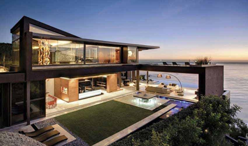 خانه را با معماری مدرن زیبا تر کنید