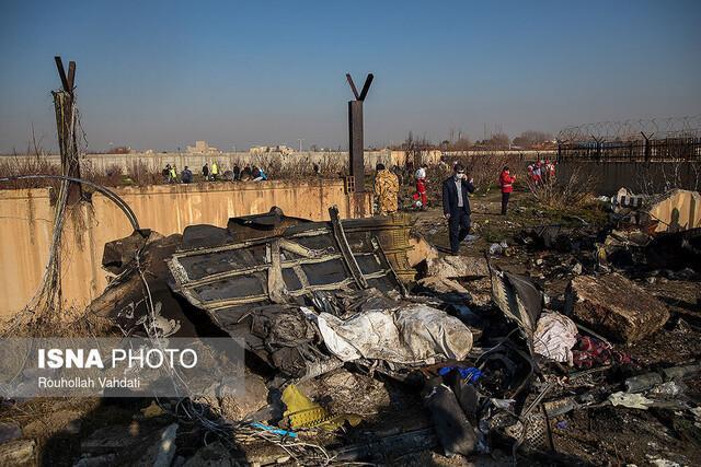 انتشار گمانه های تشویشگر در مورد سقوط هواپیما، انحراف اذهان از تحقیر آمریکاست
