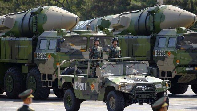 پنتاگون: چین تا انتها دهه زرادخانه اتمی خود را دو برابر می نماید