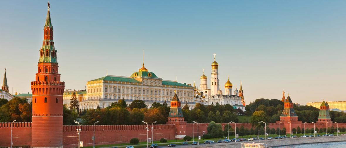کاخ کرملین مسکو، روسیه