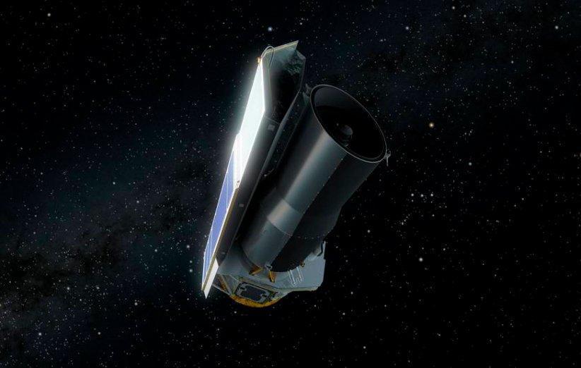ماموریت تلسکوپ فضایی فروسرخ اسپیتزر به انتها رسید