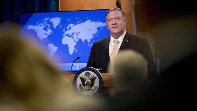 تور اروپایی و خاورمیانه ای پامپئو برای طرح مسائل امنیتی با شرکا
