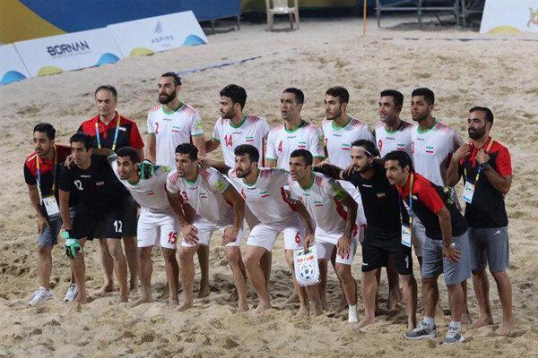 تیم ملی فوتبال ساحلی از امروز تمریناتش را آغاز می کند