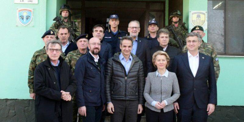 خبرنگاران نخست وزیر یونان: اتحادیه اروپا به وظایفش درباره پناهجویان عمل نمی کند