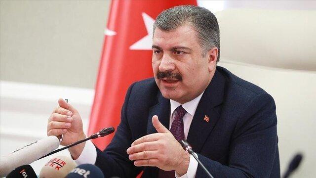 افزایش شمار مبتلایان کروناویروس در ترکیه به 47 تن