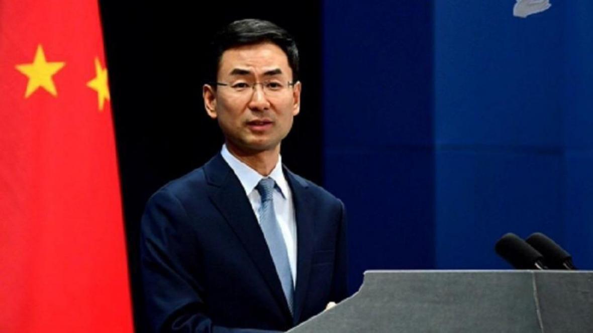 محکومیت اقدامات مداخله جویانه آمریکا در امور داخلی چین از سوی پکن