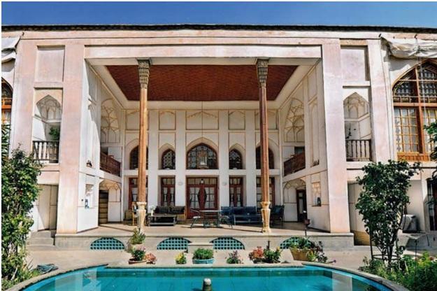 خاص ترین ساختمان های تاریخی اصفهان