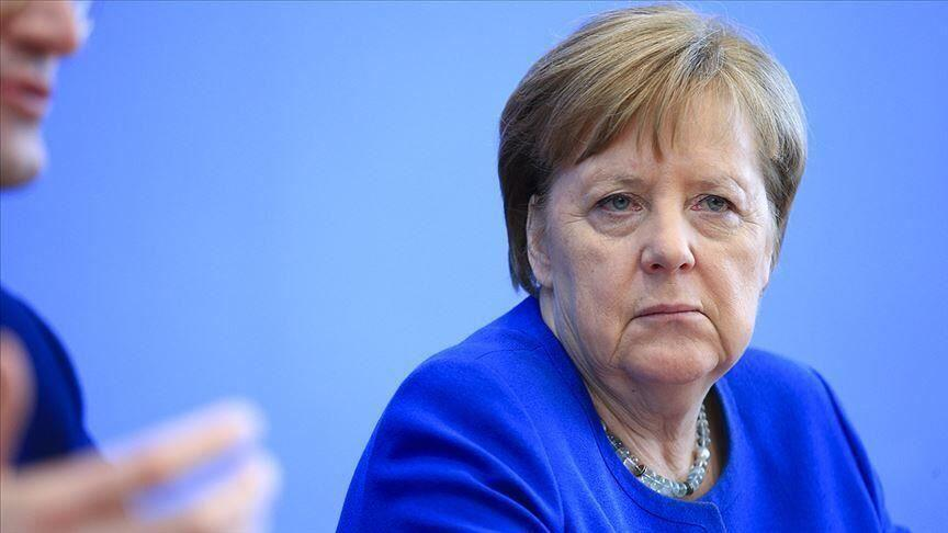 خبرنگاران صدراعظم آلمان از قرنطینه خارج شد