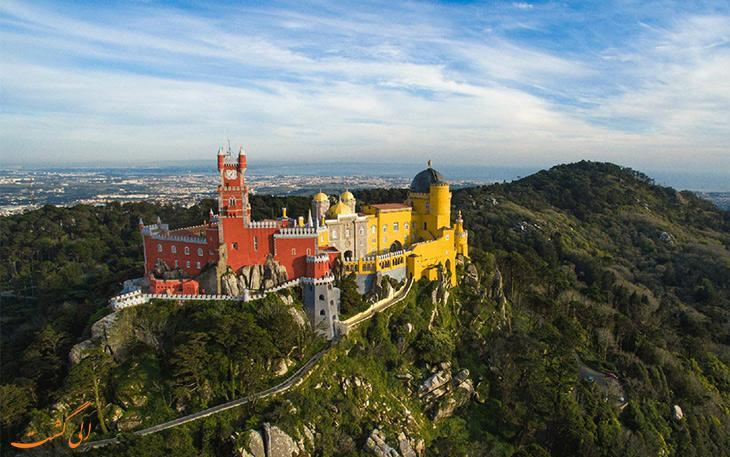 زیباترین قلعه هایی که می توانید در نزدیکی لیسبون ببینید
