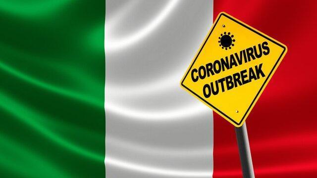 افزایش قربانیان کرونا در ایتالیا