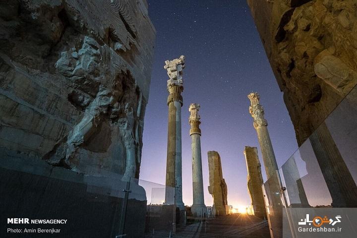 تخت جمشید؛ به مناسبت روز بین المللی بناها و محوطه های تاریخی