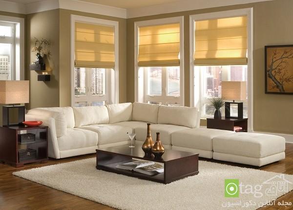 میز و مبلمان راحتی جدید مناسب منزل و فضاهای کوچک