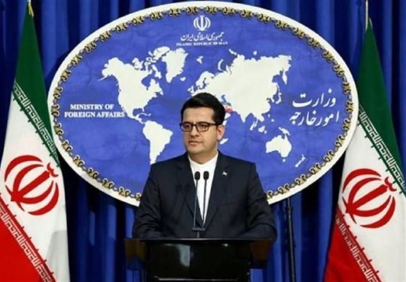 موسوی: دولت آمریکا از نژادپرستی و سفید برترپنداری سیستماتیک تقدیر می نماید