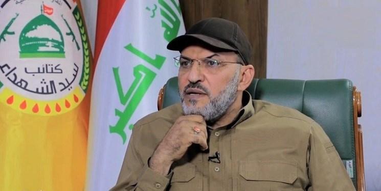 یک گروه مقاومت عراق: باقی ماندن حتی یک سرباز آمریکایی در عراق خیانت است