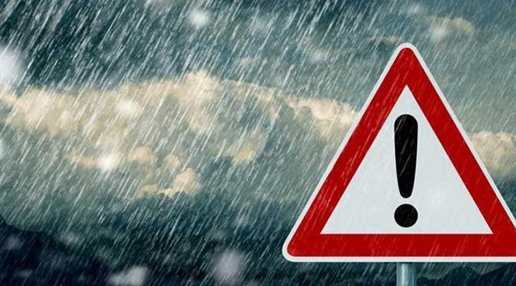 هواشناسی 99، 3، 7، هشدار آبگرفتگی معابر و افزایش دما